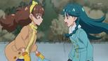 Minami angry with Kirara
