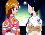 Nagisa honoka yendo al festival