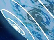 Ondas luz planeta