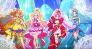 Pelicula en Go! Princess Precure All Stars Memories