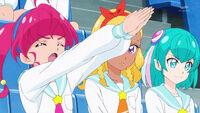 STPC16 Hikaru hopes that Madoka will win