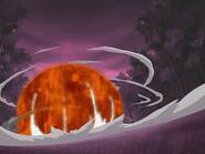 Explosion uraganos