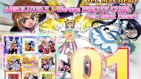 Futari wa Precure Max Heart Vocal Best!! Track01