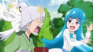 Mitsuya le replica que el clinte siempre tiene la razon