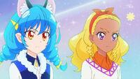 STPC47 Elena and Yuni are ready to fight