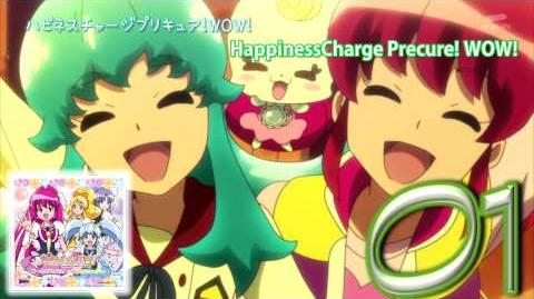 HappinessCharge Precure! Vocal Album 1 Track01