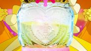 Perfume twinkle llenandose