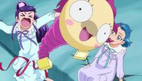 (18) Riko gets pranked