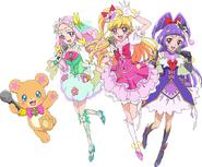 Perfil Mahou Tsukai Festival Pretty Cure