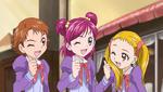 YPC516 Rin Nozomi Urara wink