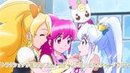 Lovely & Honey le dicen a Princess que haran su deseo realidad
