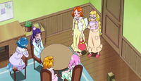 (11) The Girls and a slumber party in the dorm