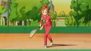29. Haruka a punto de comenzar a batear