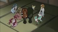 Kaoruko le muestra a todas el unico recuerdo que tiene de Sora