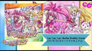 La♪ La♪ La♪ Suite Pretty Cure♪-0