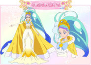 Mermaid gran princesa perfil