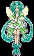 Perfil de Cure Mint Rainbow