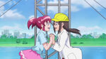 HCPC33 - Mami and Megumi jumping