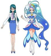 Kaido-Mermaid