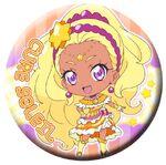 Cure Soleil badge