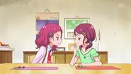HuPC01.3-Kotori llamando a Hana infantil