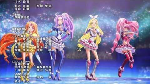 Denn Jeder ist Hier☆Pretty Cure All Stars