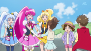 Eri agraciendole a als pretty cure