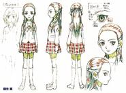 Kaoru Memory Book Profile