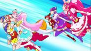 Las Kirakira aparecen frente a Usobakka