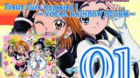 Futari wa Precure Vocal Album 2 Track01