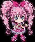 Puzzlun Sprite SPC Cure Melody
