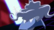 Cobraja tomando la Flor Corazón de Tsurisaki