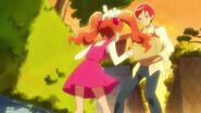 Encuentro de Ichika y Akira