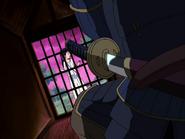 Honoka armadura azul