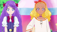 STPC32 Madoka and Elena realise they don't have to join the Starry Sky Galaxy Association