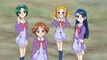 YPC511 Girls greeting Nozomi