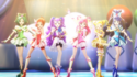 Precure All Stars Haru no Carnival♪ IN3 - Yes! Precure 5 Go Go! OP 1-21 screenshot