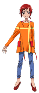 Akane perfil