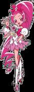 Cure Blossom Tarro Corazón