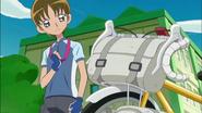 Hayashi le pormete a todos que volvera a intentarlo otra vez