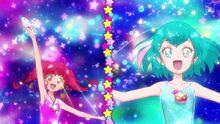 STPC03 Double Transform Hikaru and Lala