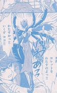 Arachea en el manga