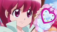HCPC03 Megumi Holding Her Mirror Chan