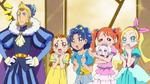 KKPCALM25-The girls think Yukari & Akira look like a real princess and prince