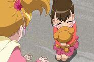 Love regala a Toymajin