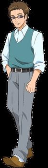 Perfil de Daikichi Asahina (TV Asahi)