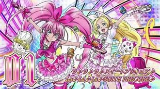 Suite Precure♪ OP&ED Theme Track01