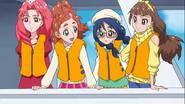 05. Haruka explicandole a Yui la relacion que tiene Minami con Tin