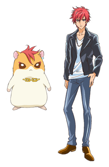 Harry the hamster dating