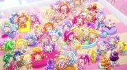 HuGtto! Precure Futari wa Precure All Stars Memories Art 1